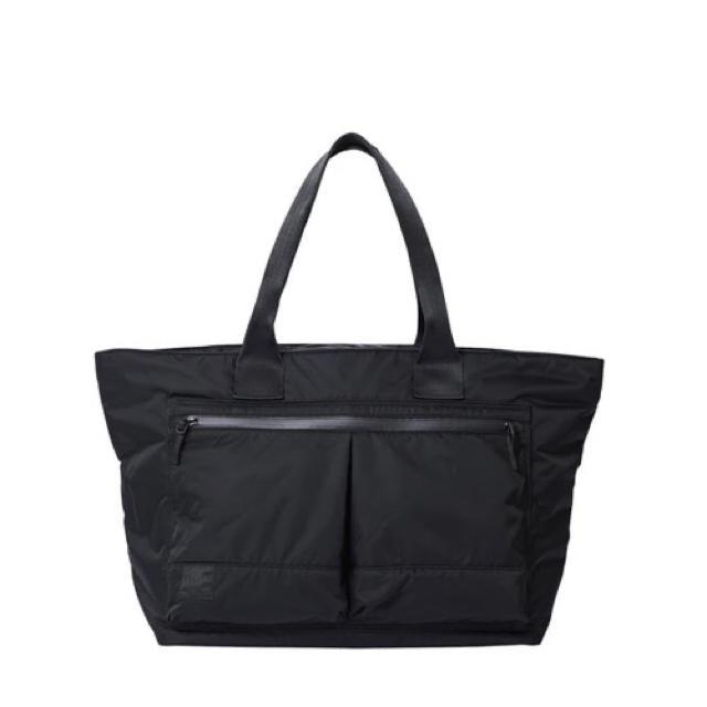 FRAGMENT(フラグメント)のRAMIDUS TOKYO BLACK BEAUTY TOTE BAG (L) メンズのバッグ(トートバッグ)の商品写真