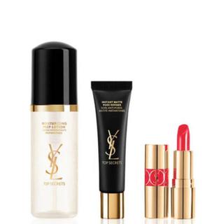 Yves Saint Laurent Beaute - YSL Top Secret and Lip Set