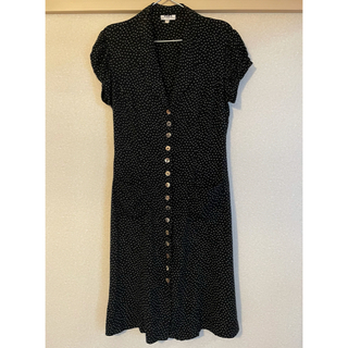 エディットフォールル(EDIT.FOR LULU)のFrench Vintage フレンチヴィンテージ ドレス ワンピース(ひざ丈ワンピース)