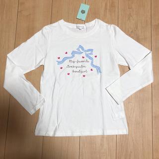 サンカンシオン(3can4on)の3can4on  ロンT(140cm)(Tシャツ/カットソー)