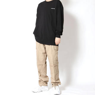 COMME des GARCONS - 20aw LONELY/論理 ロンリー ロンT 新品 黒 M