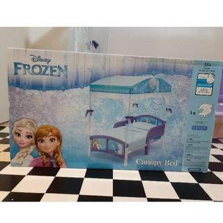 Disney - アナと雪の女王天蓋付ベッド
