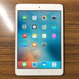 iPad - Apple iPad mini 1 Wi-Fi 32GB【13】