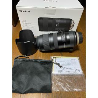 TAMRON - Tamron SP 70-200mm F/2.8 G2 Nikon A025