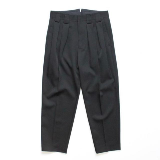 COMOLI(コモリ)のstein19aw EX Wide Trouses  メンズのパンツ(スラックス)の商品写真