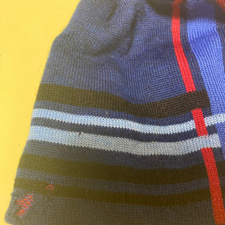 パタゴニア(patagonia)のpatagoniaニット帽(ニット帽/ビーニー)