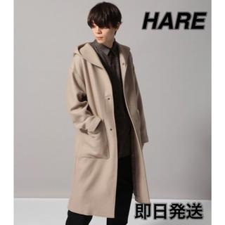 ハレ(HARE)の【HARE】 ウールビックコート(その他)
