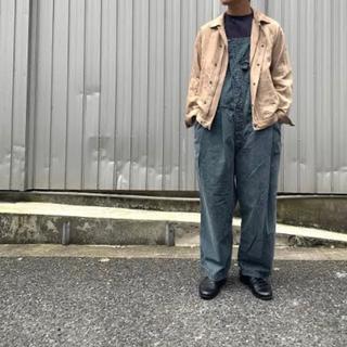 1LDK SELECT - outil ウティ pantalon saix オーバーオール サロペット 1