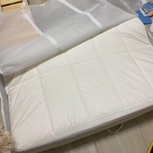 MUJI (無印良品)(ムジルシリョウヒン)の無印 敷布団 インテリア/住まい/日用品の寝具(布団)の商品写真