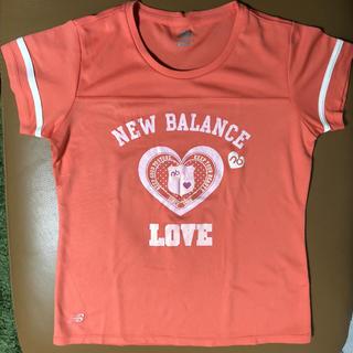 ニューバランス(New Balance)のニューバランス スポーツTシャツ(Tシャツ(半袖/袖なし))