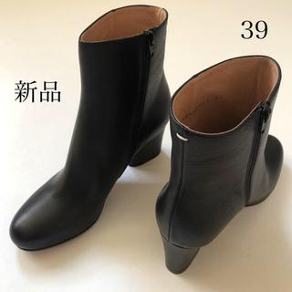 Maison Martin Margiela - 新品/39 メゾン マルタン マルジェラ ブーツ ブラック 足袋