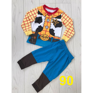 Disney - 【訳あり】ウッディ パジャマ 90