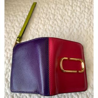 マークバイマークジェイコブス(MARC BY MARC JACOBS)のマークジェイコブス 二つ折り財布(財布)