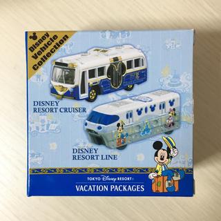 Disney - 【新品】ディズニーバケーションパッケージ トミカ