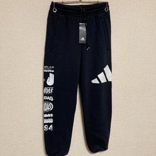adidas - 【新品】アディダス adidas スウェット パンツ 黒 Sサイズ