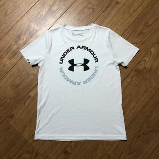 アンダーアーマー(UNDER ARMOUR)のアンダーアーマー☺︎半袖Tシャツ(Tシャツ/カットソー)