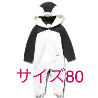 gelato pique - 【旭山動物園】ペンギン baby ロンパース ジェラートピケ  完売品