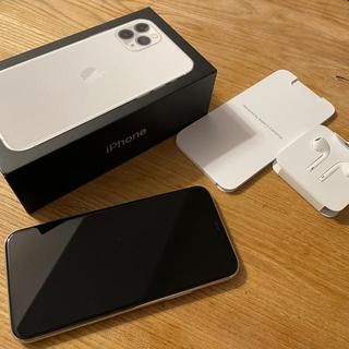 iPhone - iPhone11Pro 256GB シルバー au SIMフリー済