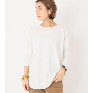 DEUXIEME CLASSE - 新品未開封♡Deuxieme Classe♡Layering Tシャツ ホワイト