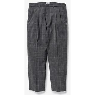 ダブルタップス(W)taps)のwtaps tuck trousers rapo weather textile(スラックス)
