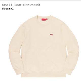 Supreme - Supreme 20AW Small Box Crewneck サイズM 新品