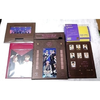 BTS マジックショップ magic shop DVD トレカ なし