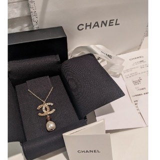 CHANEL - 2019AW 美品 CHANEL ネックレス