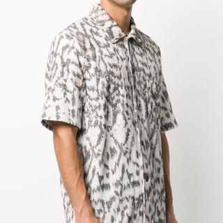 ジョンローレンスサリバン(JOHN LAWRENCE SULLIVAN)のour legacy アワーレガシー タイガーカモ 半袖シャツ シャツ(シャツ)