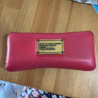 マークバイマークジェイコブス(MARC BY MARC JACOBS)の長財布(財布)