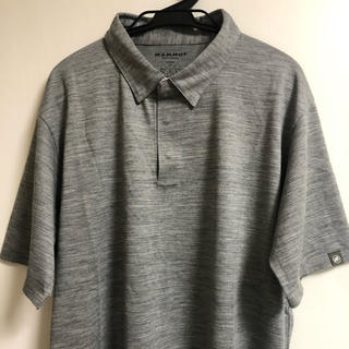 マムート(Mammut)のAegility Advanced Polo AF Men XL (ポロシャツ)