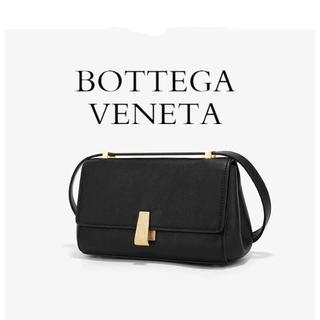 Bottega Veneta - ブラックショルダーバッグ