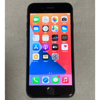 iPhone - iPhone7 32GB SIMフリー Black