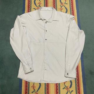 ジョンローレンスサリバン(JOHN LAWRENCE SULLIVAN)の20aw randy ランディー シャツ オープンカラーシャツ(シャツ)