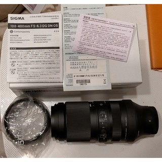 SIGMA - SIGMA 100-400mm F5-6.3 DG DN OS [ソニーE用]