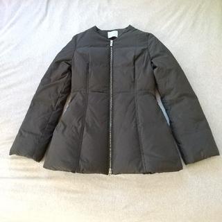 Theory luxe - ◆美品&上質◆【セオリーリュクス】ショートコート ダウンコート カラーレス 黒