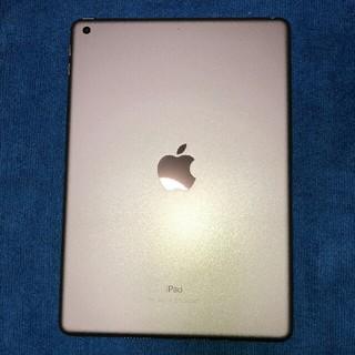 アイパッド(iPad)のiPad 第5世代 Wifi 32G ゴールド(タブレット)