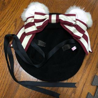 アンジェリックプリティー(Angelic Pretty)のくまみみベレー帽(帽子)