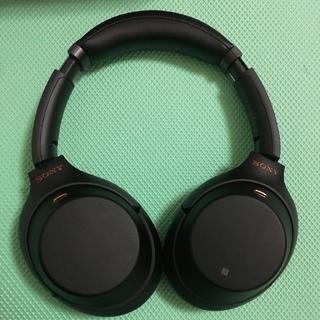 SONY - 【美品】WH-1000XM3 ブラックソニー SONY