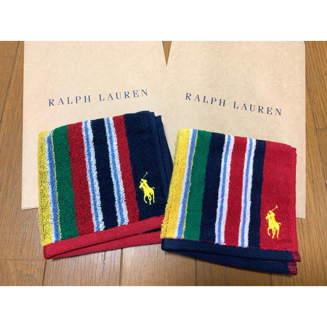 POLO RALPH LAUREN(ポロラルフローレン)のあおい様 専用ページ レディースのファッション小物(ハンカチ)の商品写真