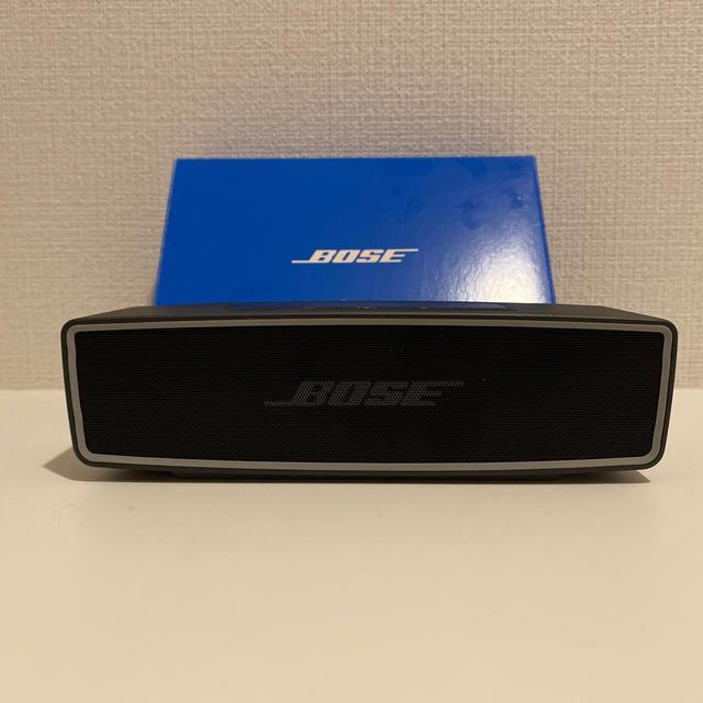 BOSE(ボーズ)のBose SoundLink Mini Bluetooth speaker スマホ/家電/カメラのオーディオ機器(スピーカー)の商品写真