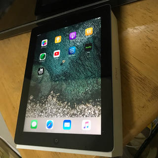 アイパッド(iPad)の完動品 iPad3 32GB  WIFIモデル アイパッド第3世代(タブレット)