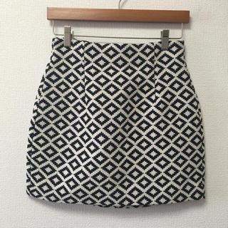 ラルフローレン(Ralph Lauren)のスカート(ミニスカート)