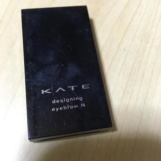 KATE - ケイト デザイニングアイブロウ ライトブラウン系