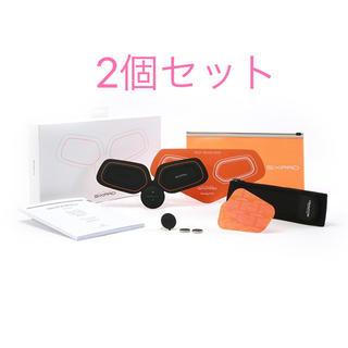 SIXPAD - シックスパッド ボディフィット 2個セット
