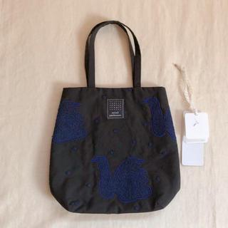 mina perhonen - ミナペルホネンの松屋銀座限定のスワンのランチトートバッグ
