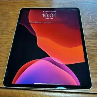 アイパッド(iPad)の(シムフリー)ipad pro 12.9インチ 256GB  セルラーモデル(タブレット)