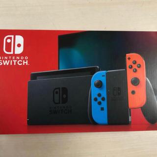 Nintendo Switch - 任天堂 nintendo switch ニンテンドー スイッチ 本体 ネオン