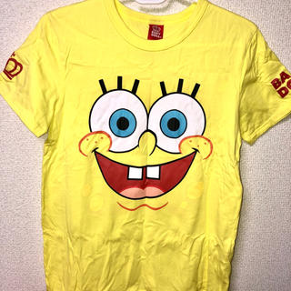 ベビードール(BABYDOLL)のBABYDOLL×スポンジ・ボブ コラボTシャツ(Tシャツ(半袖/袖なし))