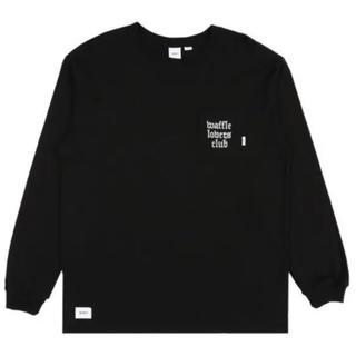 W)taps - VANS VAULT ×WTAPS ロンT ブラック M  ダブルタップス