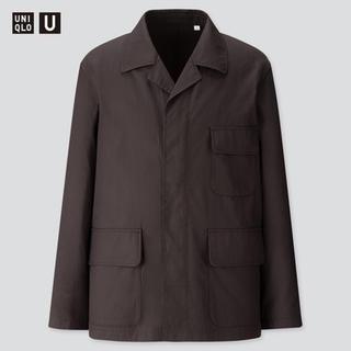 UNIQLO - ユニクロ ユニクロU ユニクロユー ハンティング ジャケット ブラック 黒 XS